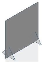 5S Coronastijl - 1-scheiden - LeanSupport